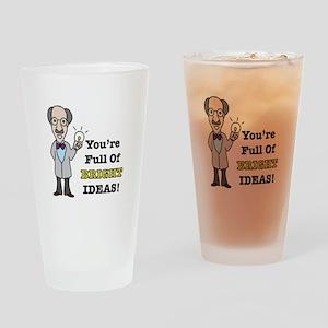 Bright Ideas Drinking Glass