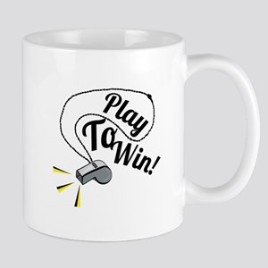 Play To Win Mugs