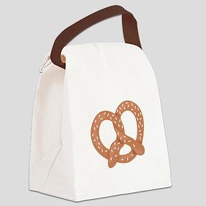 Pretzel Canvas Lunch Bag