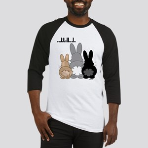 Rabbittude Posse Baseball Jersey