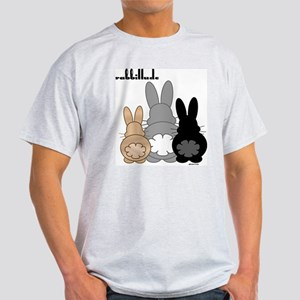 Rabbittude Posse Light T-Shirt