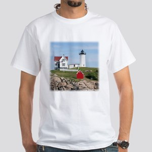 Nubble Light White T-Shirt