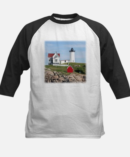 Nubble Light Kids Baseball Jersey