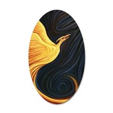 Phoenix Rising Wall Sticker