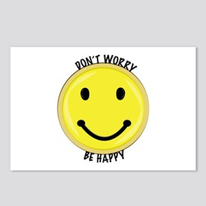 Dont Worry Postcards (Package of 8)