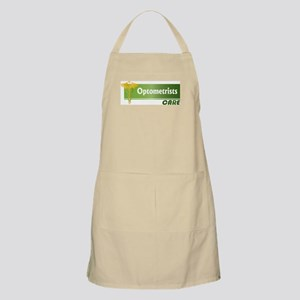 Optometrists Care BBQ Apron