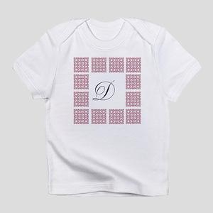 Giving Thanks Monogram Infant T-Shirt