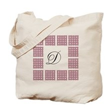 Giving Thanks Monogram Tote Bag