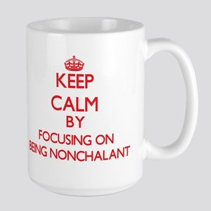 Being Nonchalant Mugs