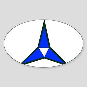 III Corp Sticker