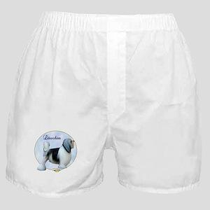 Lowchen Portrait Boxer Shorts