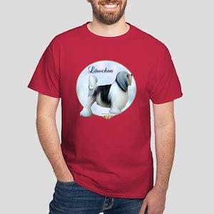 Lowchen Portrait Dark T-Shirt