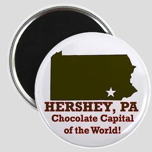 Hershey, Pennsylvania . . . C Magnet