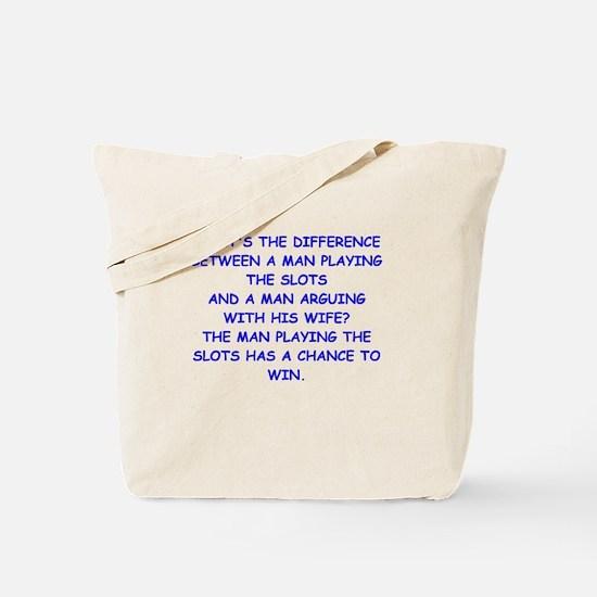 SLOTS2 Tote Bag
