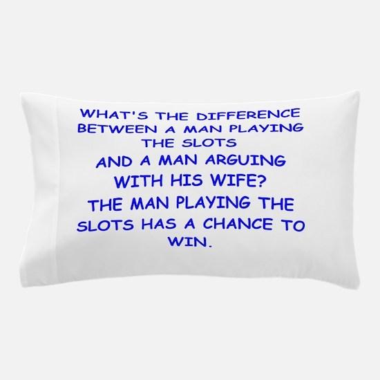 SLOTS2 Pillow Case