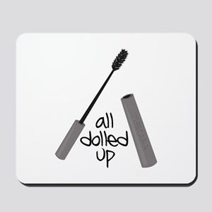 All Dolled up Mousepad
