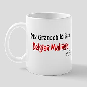 Belgian Malinois Grandchild Mug