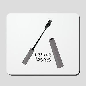 Luscious Lashes Mousepad