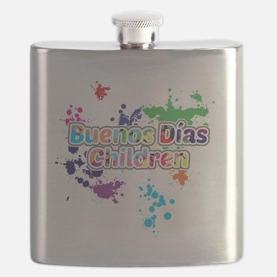 Buenos Dias Children Flask