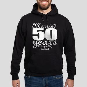 Married 50 years Hoodie