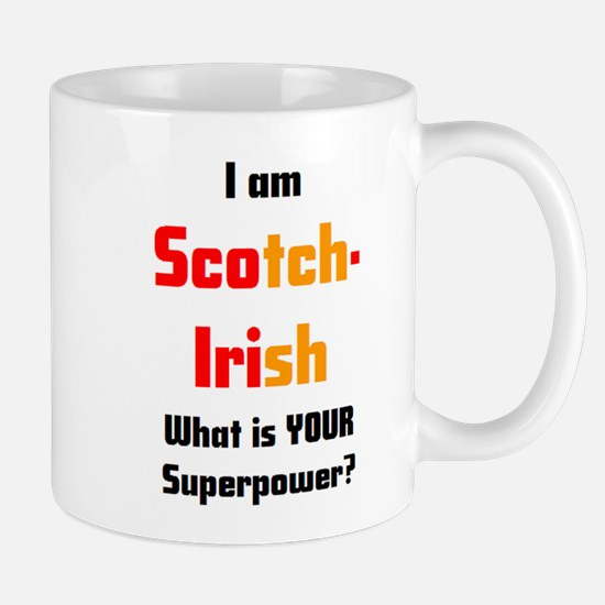 i am scotch-irish Mug