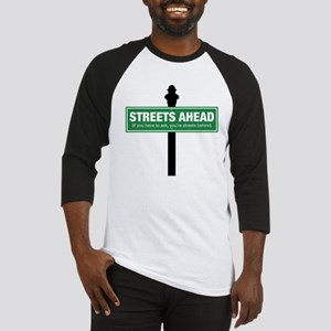 Streets Ahead Baseball Jersey