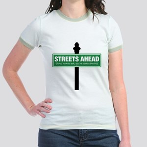 Streets Ahead Jr. Ringer T-Shirt