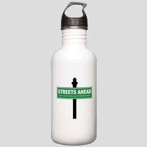Streets Ahead Stainless Water Bottle 1.0L