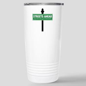 Streets Ahead Stainless Steel Travel Mug