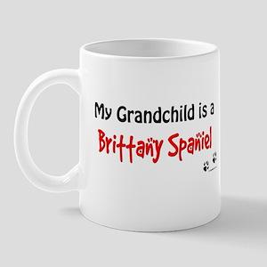 Brittany Grandchild Mug