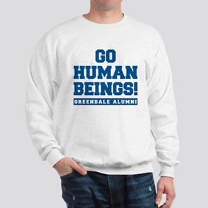 Go Human Beings Sweatshirt