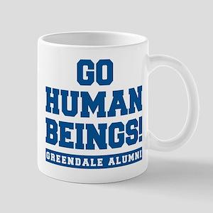 Go Human Beings Mug