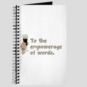 Empowerage of Words Journal