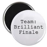 Team Brilliant Finale Magnet