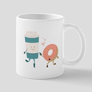 Coffe & Doughut Mugs