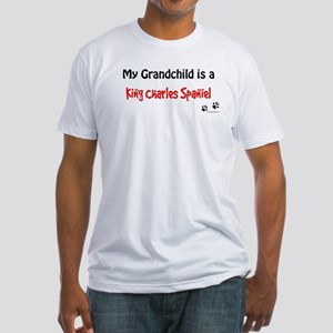 Cavalier Grandchild Fitted T-Shirt