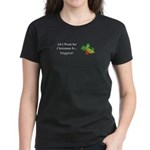 Christmas Veggies Women's Dark T-Shirt