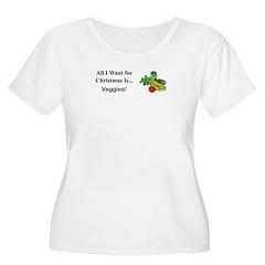 Christmas Veg T-Shirt