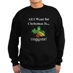 Christmas Veggies Sweatshirt (dark)