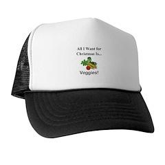 Christmas Veggies Trucker Hat