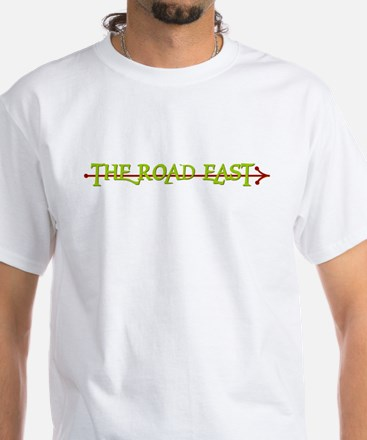 The Road East White T-Shirt