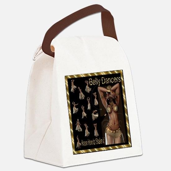 Best Seller Bellydance Canvas Lunch Bag