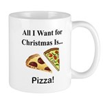 Christmas Pizza Mug