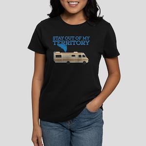 My Territory Women's Dark T-Shirt