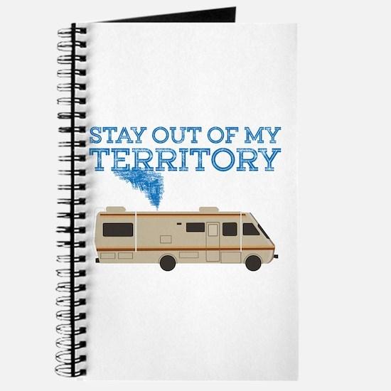 My Territory Journal