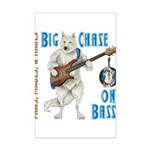 Chase On Bass Posters