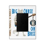 Chase On Bass Picture Frame