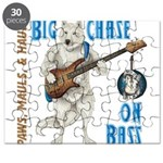 Chase On Bass Puzzle