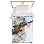 Chase On Bass Twin Duvet