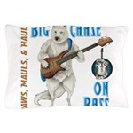 Chase On Bass Pillow Case